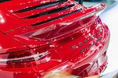 Rear design of Porsche 911 Carrera 4 GTS — Stock Photo