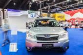 Subaru Forester 2015 — Stock Photo