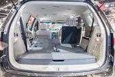 Inside of Chevrolet Spin — Stok fotoğraf