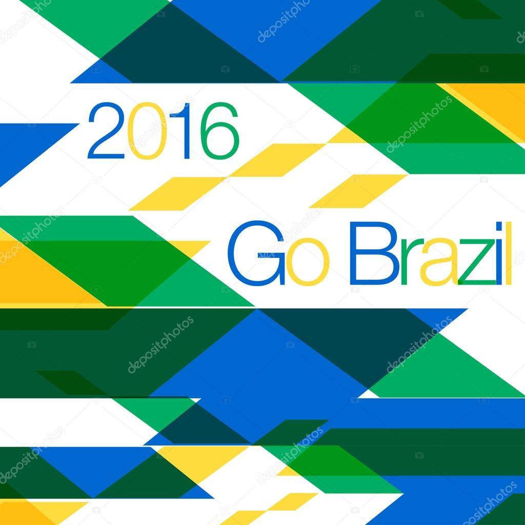 里约奥运 2016 — 图库矢量图像08