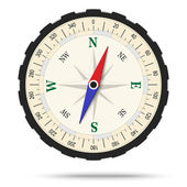 Compass isolated — Stockvektor