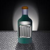 Alcohol prison — Stock Photo