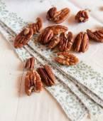 Pecan nuts — Stock Photo