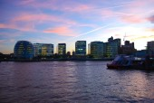 London Panorama — Stock Photo