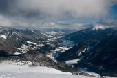 Zillertal Arena — Stock Photo