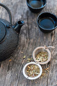 Chá chinês — Fotografia Stock