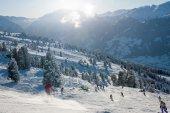 Zillertal in Austrian Alps — ストック写真