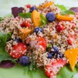 Fruit quinoa salad — Stock Photo #59758239