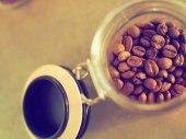 Kaffe — Stockfoto