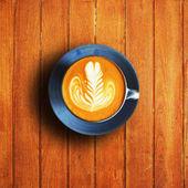 Filiżanka kawy — Zdjęcie stockowe