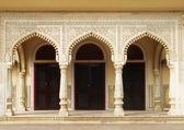 City Palace, Jaipur, Rajasthan, India — Stock Photo