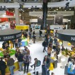 Постер, плакат: Photographers at Nikon stand