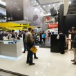 Постер, плакат: Nikon and Olympus at Photo Expo