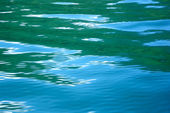Background texture of the water and waves. — Stock Photo