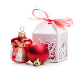 Gift box bump toy — Stock Photo