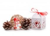 Gift box bump toy — Foto Stock