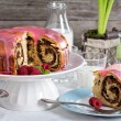 Sweet bread for Easter — Stock Photo #63432901