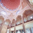 Inside the Putra Mosque, Putrajaya, Malaysia — Stock Photo #55807551