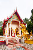 Detail of Buddhist temple in koh Samui, Thailand — Stock Photo