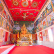 Buddhist temple in island koh Samui, Thailand. — Stock Photo #61430273