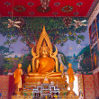 Buddhist temple in island koh Samui, Thailand. — Stock Photo #61430281