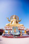 Big Buddha Temple in Koh Samui, Thailand — Stock Photo