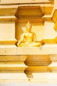 Buddhist temple in koh Samui, Thailand. — Stock Photo