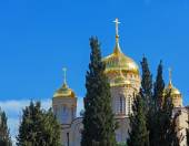 Orthodox Gorny Convent, Ein Kerem, Jerusalem — Stock Photo