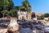 Inside Venetian Kyrenia Castle (16th c.), North Cyprus — Stock Photo