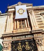 Alexander Podvorie Building,   Imperial Orthodox Palestine Socie — Stockfoto