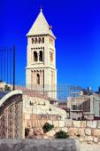 Lutheran Church of the Redeemer (1893-1898), Jerusalem — Stock Photo