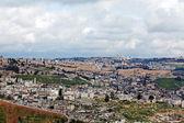 Jerusalem Old City and Temple Mount — Stock Photo