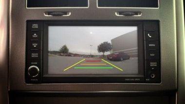 Backup Camera — Stock Video