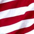 A close up shot of a waving American flag. — Stock Video #75162565