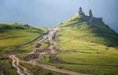 Stepansminda монастырь — Стоковое фото