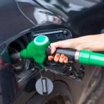 Fuel pumps — Stock Photo #59570791