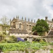 Christ Church College, Oxford, Oxfordshire UK — Stock Photo #59570795