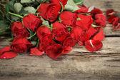 Rose di san valentino perfetto — Foto Stock