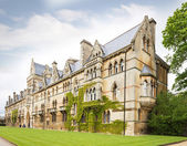 Christ Church College, Oxford, Oxfordshire UK — Stock Photo