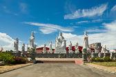 Tua Pek Kong Temple, Sitiawan, Malaysia — Stock Photo