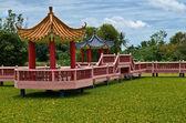 Taman Rekreasi Tasik Melati, Perlis, Malaysia — Foto de Stock
