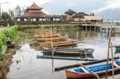 Ulun danu tapınağı, bali, endonezya — Stok fotoğraf