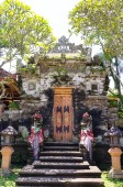 Ubud palace, Bali — Stok fotoğraf