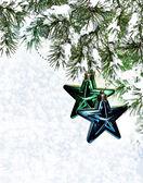 クリスマス カード — ストック写真