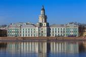Peter the Great Museum of Anthropology and Ethnography (Kunstkamera) — Stock Photo