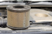 Car Air Filters — Stock Photo