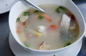 Tom Yum fish — Stock Photo