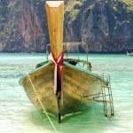 Andaman Sea and boat — Stock Photo #56407579