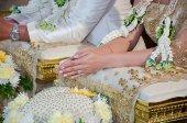 Thailand Wedding — Stock Photo