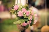 Flower vintage — Stock Photo